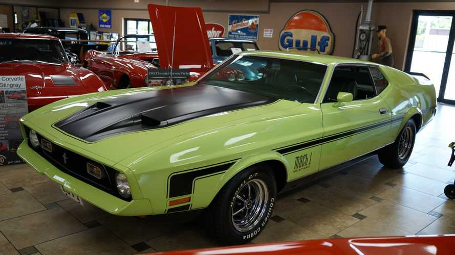 Grabber Lime Mach 1 Is Seventies Perfection
