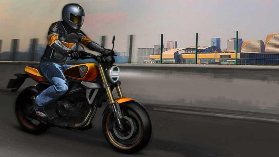 Harley-Davidson punta sull'Asia con una piccola da 338 cc