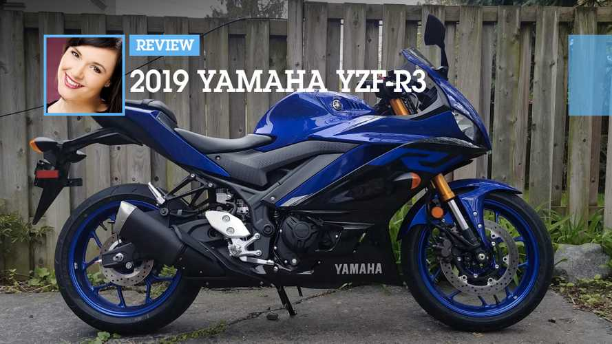Test Ride: 2019 Yamaha YZF-R3