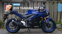 test ride 2019 yamaha yzf r3