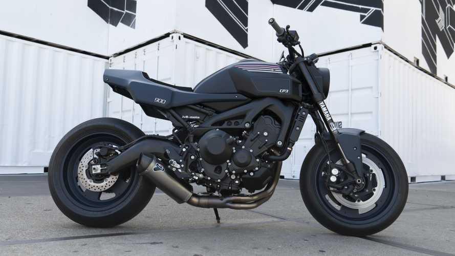 Yamaha Yard Built JvB-moto XSR900 CP3