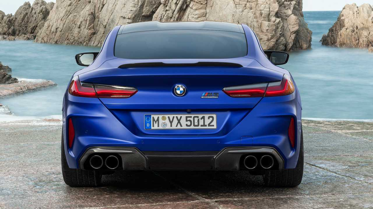BMW M8 Lead