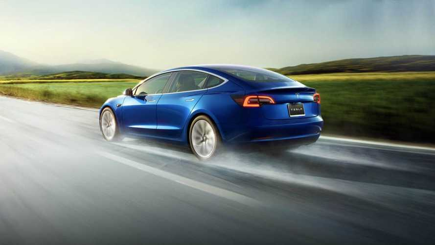 Tesla Model 3 #2 In Austria's Car Sales, Beat Only By VW Passat