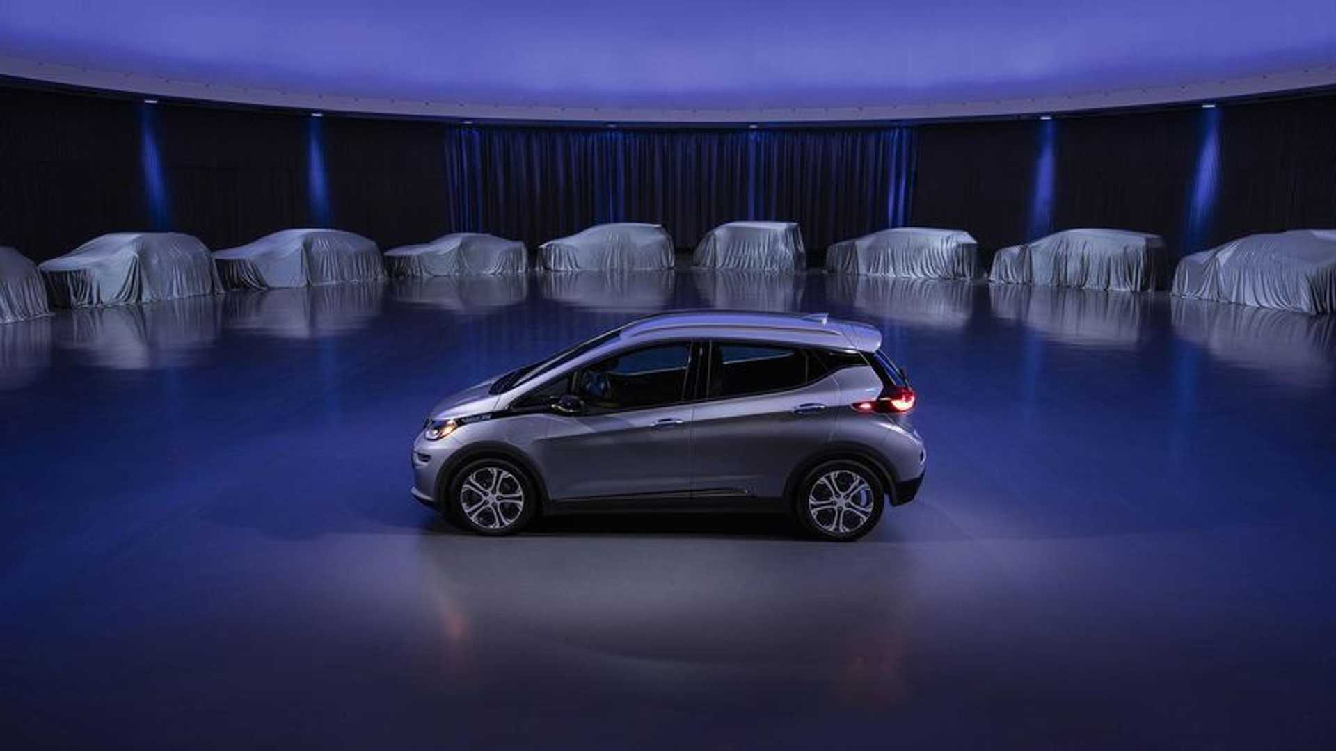 US Non-Tesla Plug-In EV Car Sales Charted: May 2019