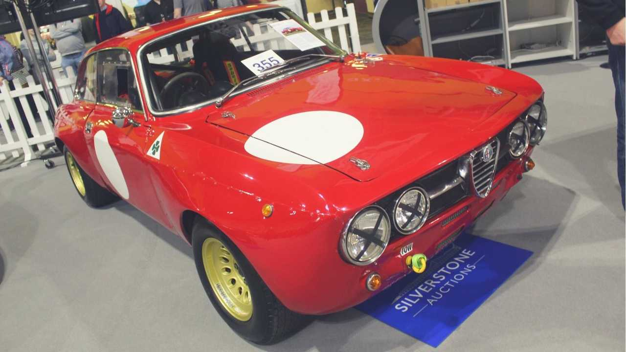 Top five historic racers sold at Autosport International 2019