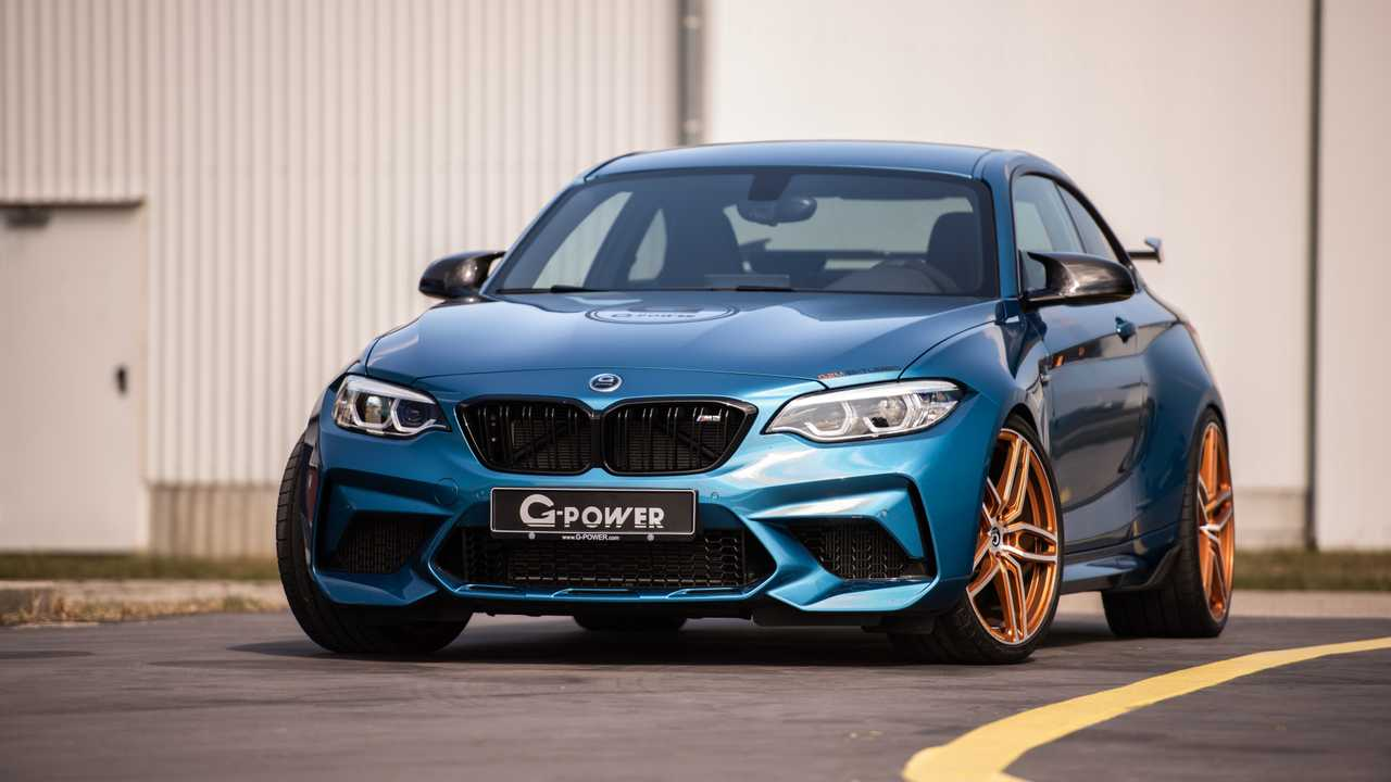G-Power M2 Competition