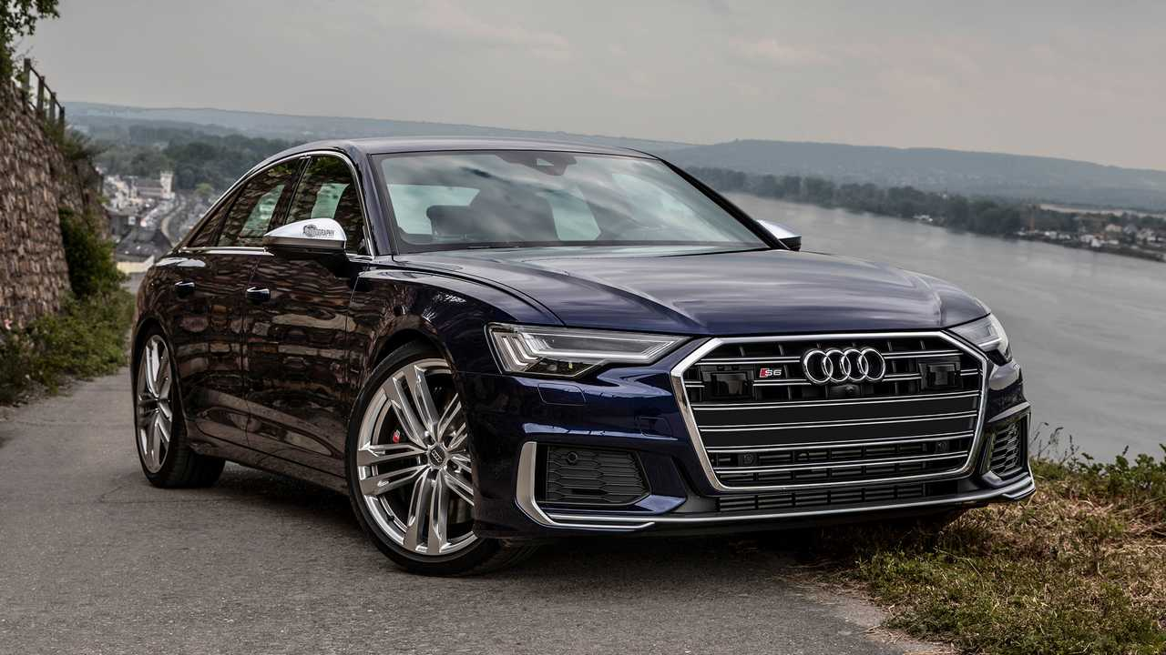 2020 Audi S6 Sedan (Euro Spec)