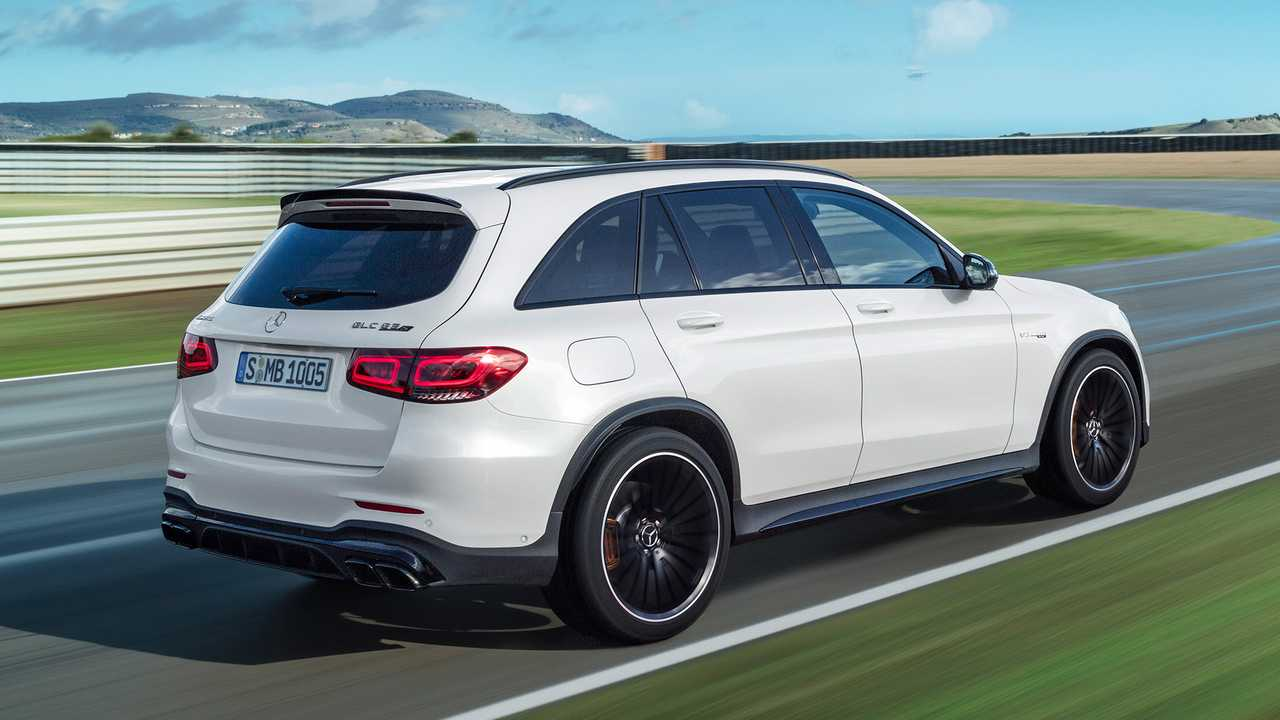 Mercedes-AMG GLC 63 2019