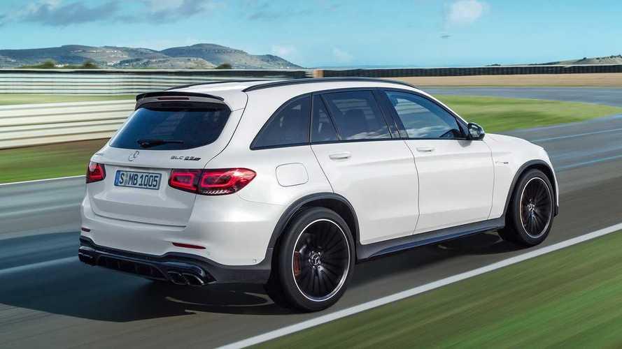 Mercedes-AMG GLC 63 2019, dos carrocerías y hasta 510 CV
