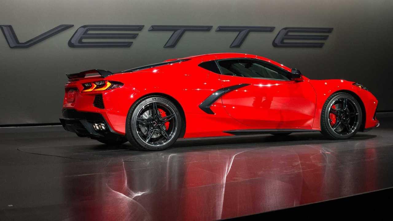 2020 Chevy Corvette Will Start Under 60 000