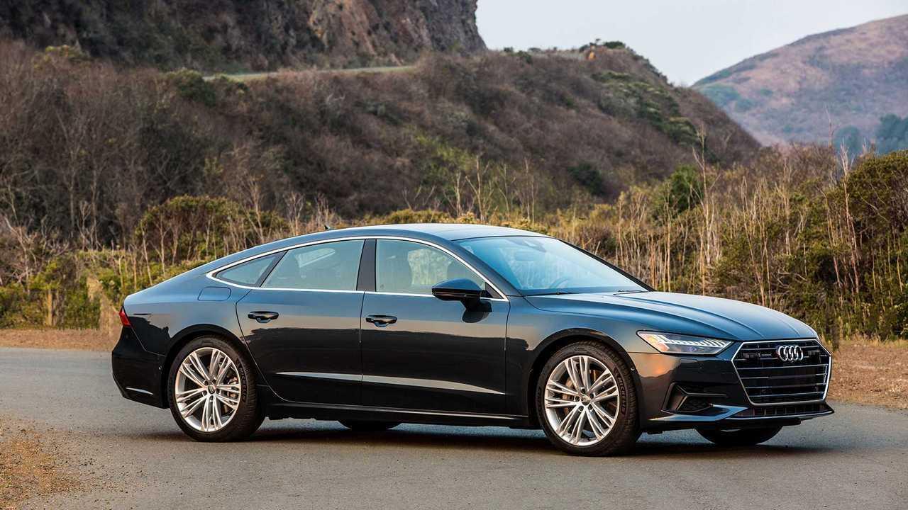 World Luxury Car: Audi A7