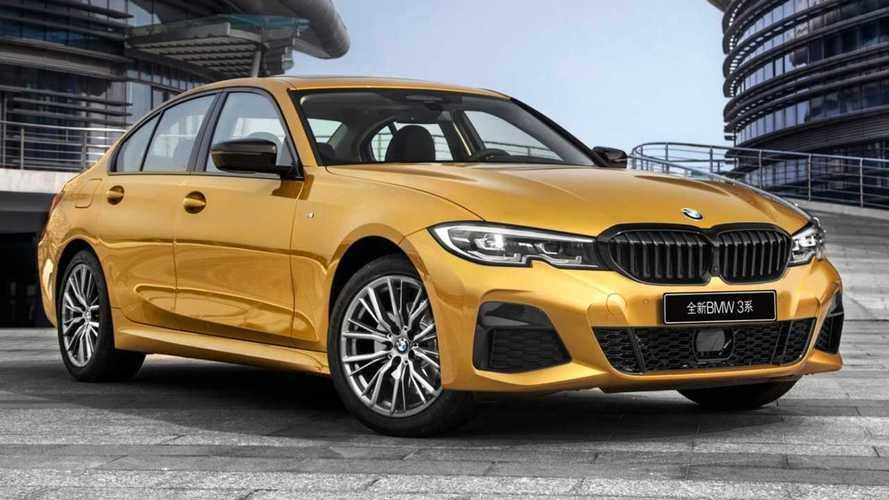Novo BMW Série 3 LWB é versão alongada em 11 cm
