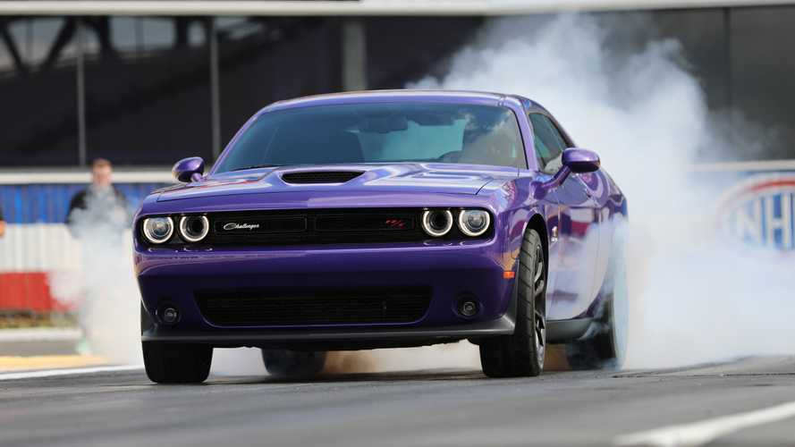 Dodge Challenger R/T Scat Pack 'Angry Bee' Ready To Drag Race