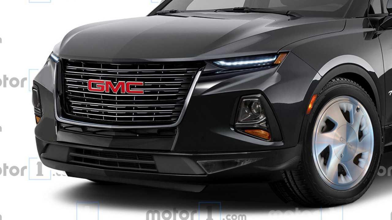 Render GMC Typhoon 2019: el SUV de 500 CV que podría llegar