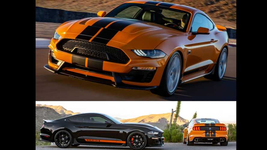 Supercharged Shelby GT-S Mustang Unveiled For Sixt Rent-A-Car