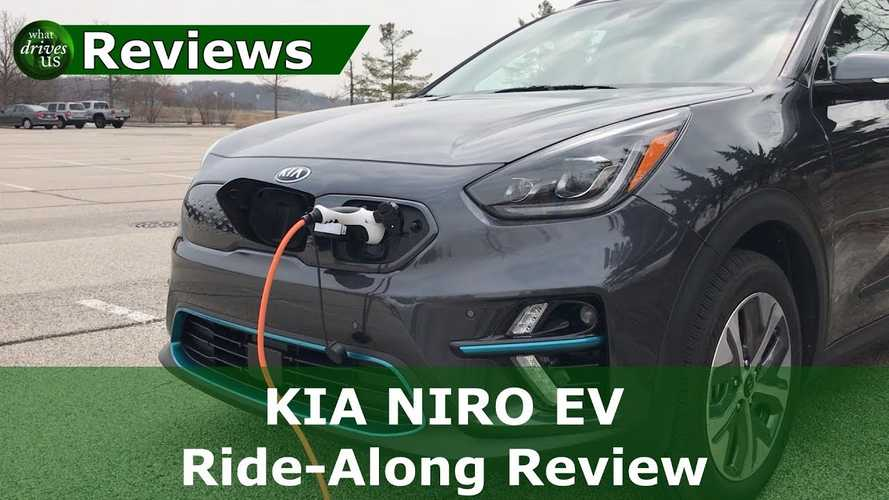 Kia Niro EV Comes With No Excuses: It's The Most Important New EV