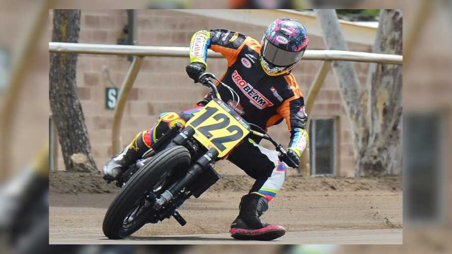 Harley Racer Dalton Gauthier Rides XG750R To Its First Win At Sacramento Mile