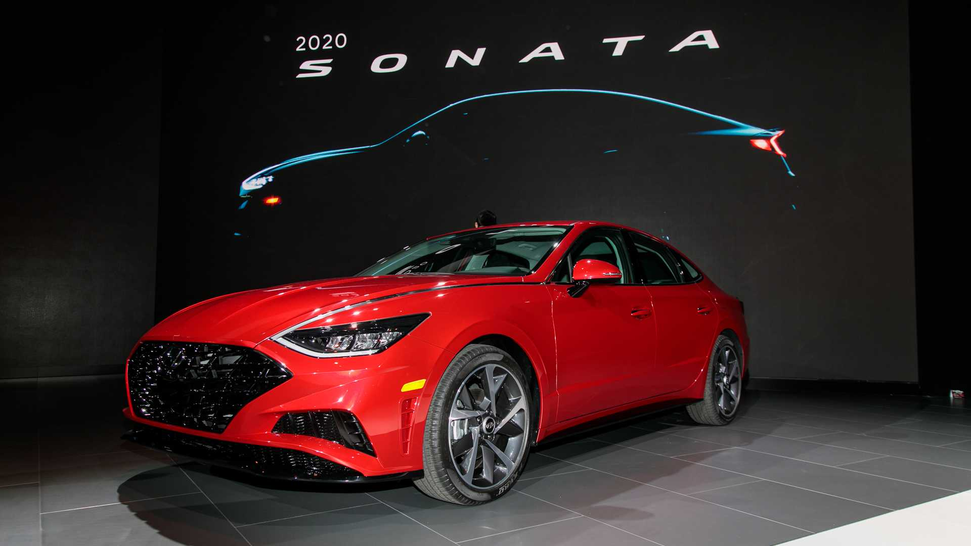 2020 Car Show.2020 Hyundai Sonata Starts At 24 330 Available With Lots