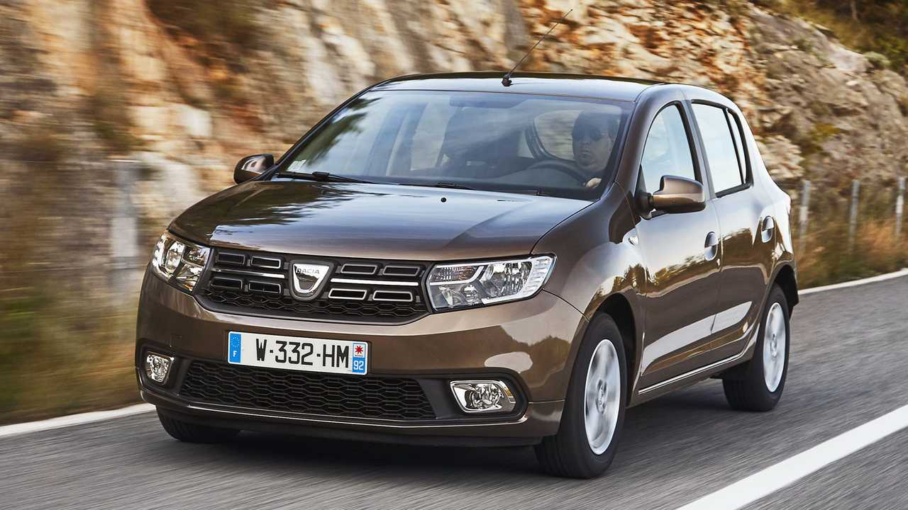Dacia Sandero - La moins chère