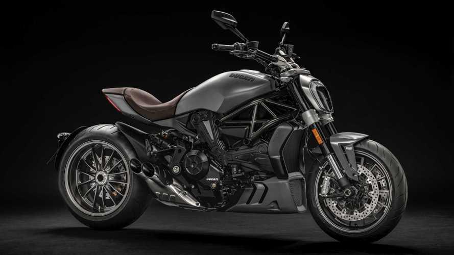 Ducati Xdiavel Dark ganha nova opção de cor no Brasil