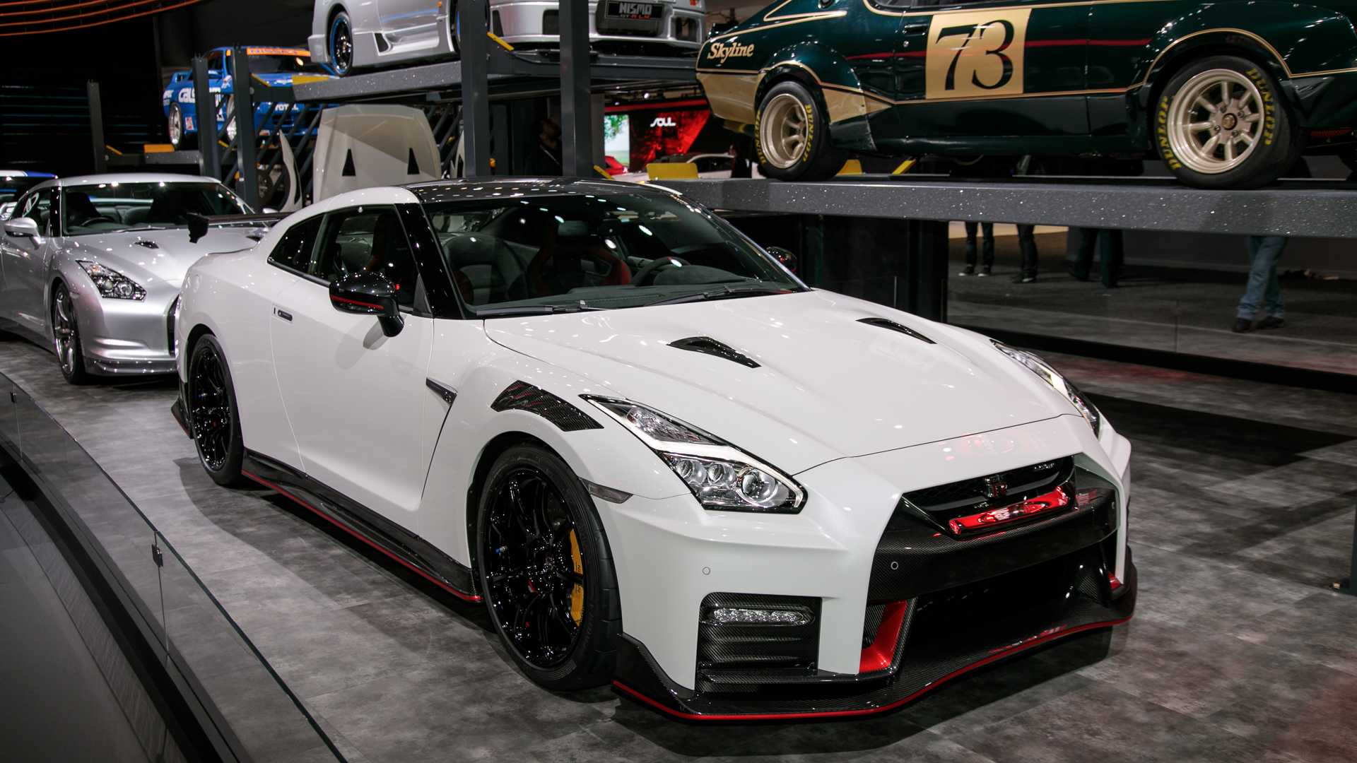 2020 Nissan Gt R Starts At 112 235 Tops Out At 212 435