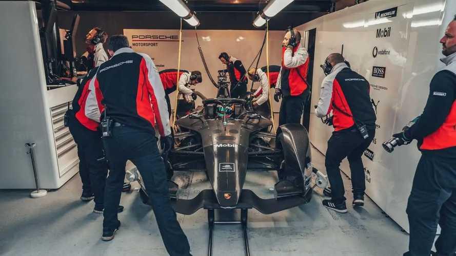 La taille des écuries de Formule E est un casse-tête pour Porsche
