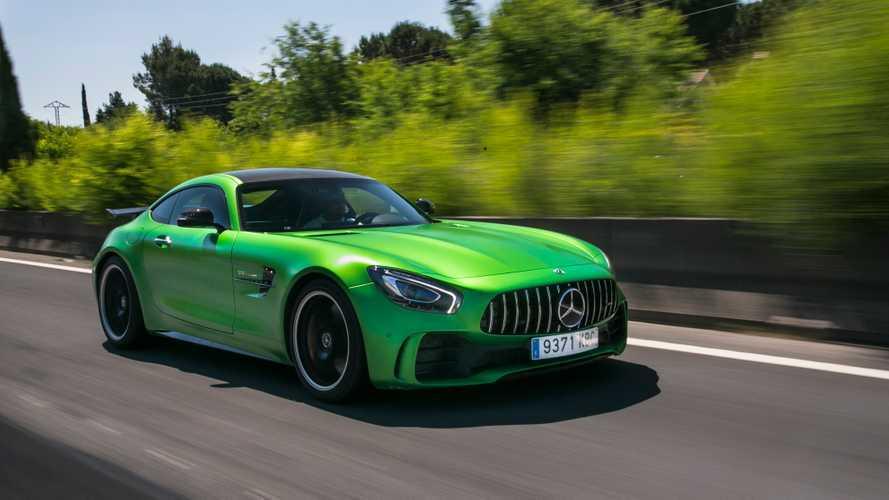 Mercedes-AMG GT R Coupé 2019 prueba