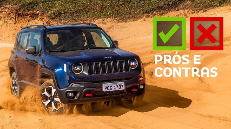 Prós e Contras: Jeep Renegade Trailhawk