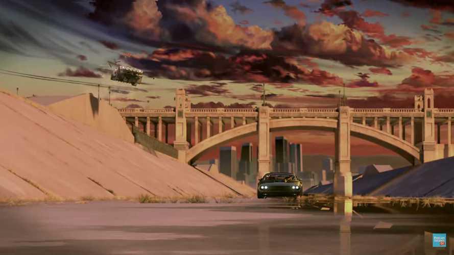 Fast & Furious diventa una serie TV animata su Netflix