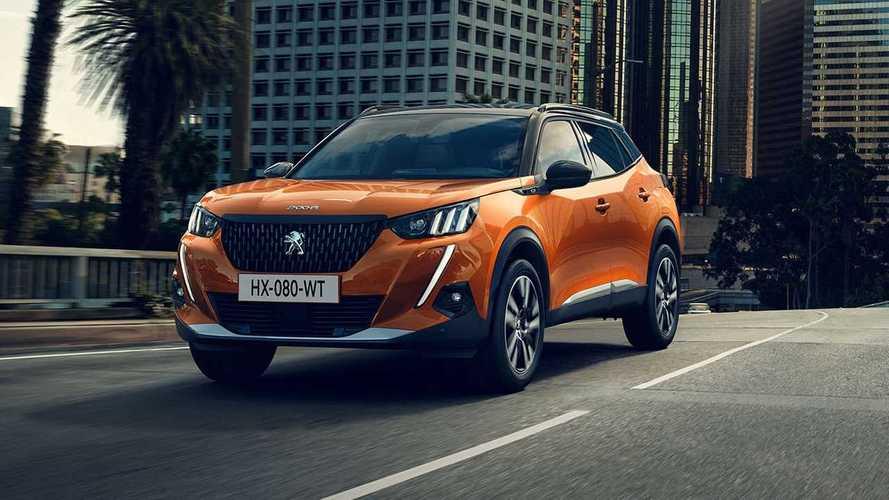 Компания Peugeot презентовала новый компактный кроссовер