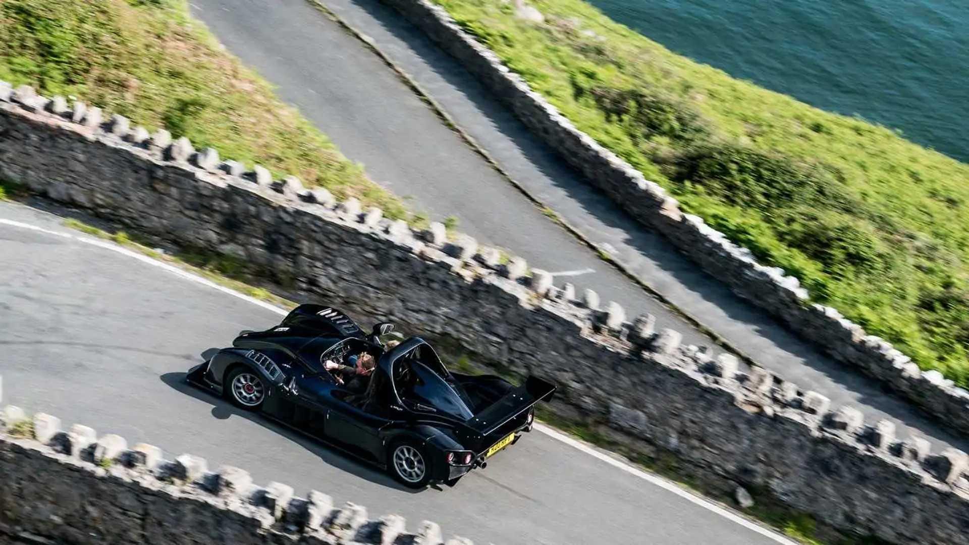 Радикальный дебют Rapture как дорожно-легальная игрушка с двигателем Focus RS