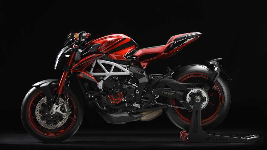 Lewis Hamilton MV Agusta Auctioned For Charity At Cannes