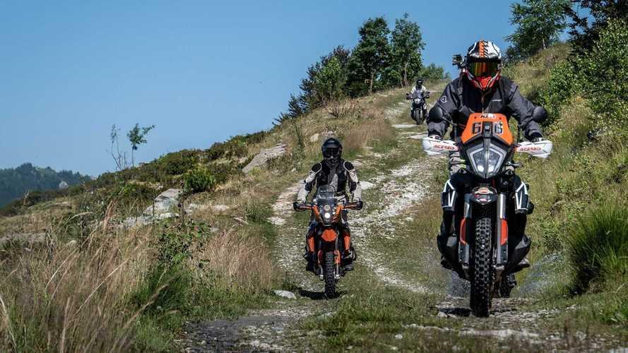 Tornano i KTM Orange Juice: il 5 e 6 ottobre a San Marino