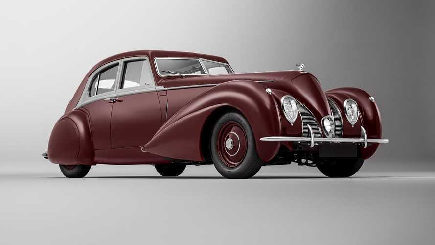 Mulliner Re-Creates The Fundamental 1939 Bentley Corniche
