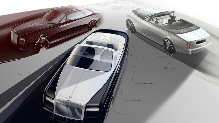 Rolls-Royce bids farewell to Phantom VII with Zenith edition