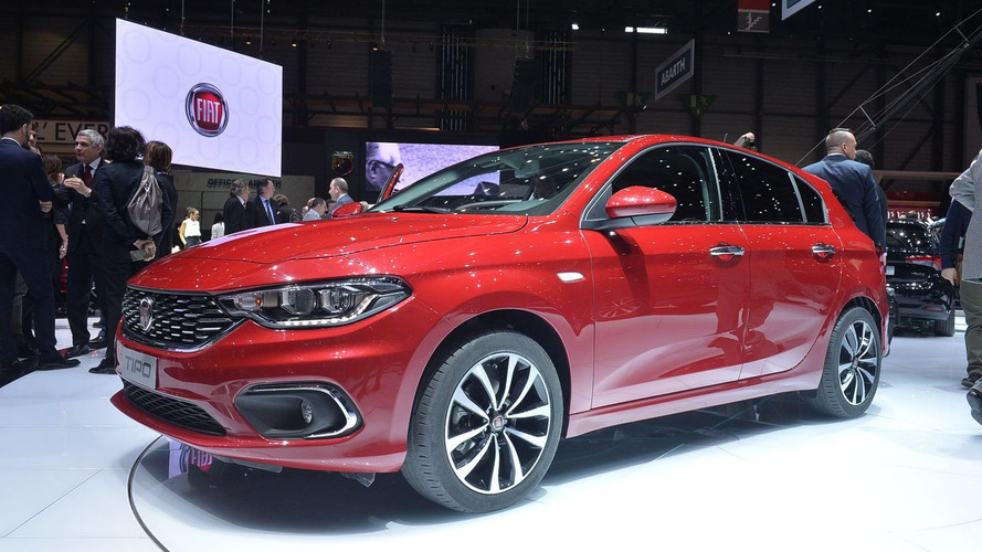 Fiat brings Tipo estate and hatch to Geneva