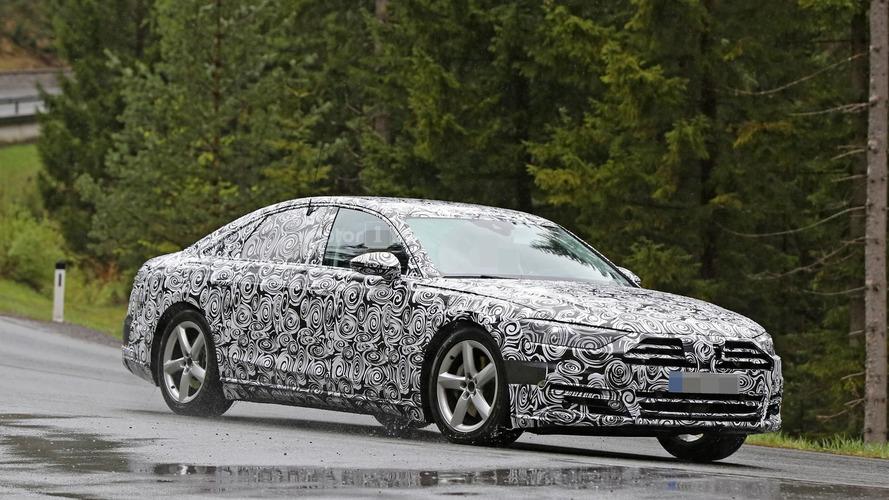Yeni Audi A8 11 Temmuz'da geliyor