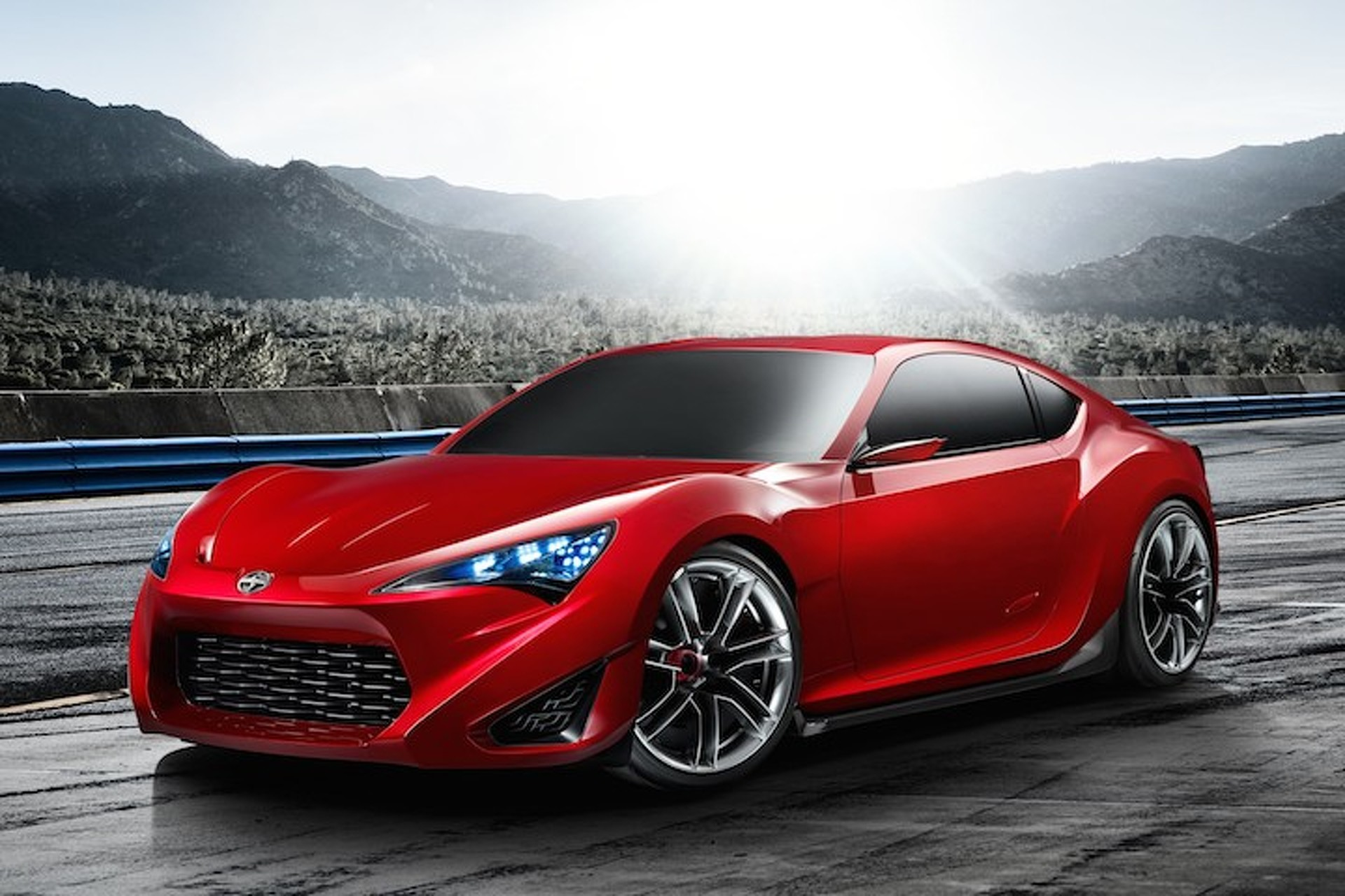 scion frs hybrid isn't happening says toyota