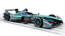 Jaguar Formula E livery