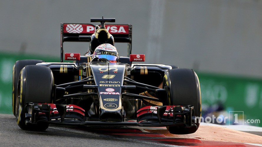 Lotus F1 team lost £57m prior to Renault takeover