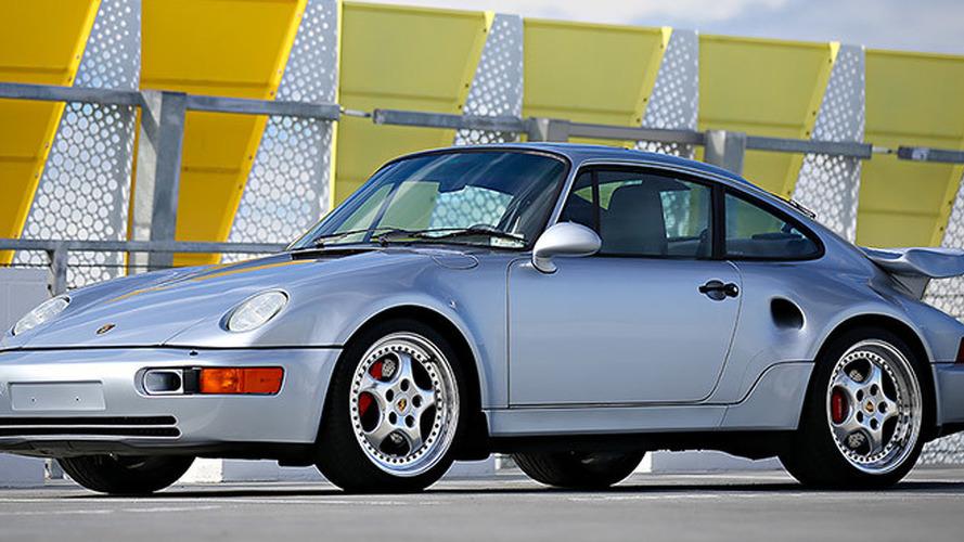 Ces 15 Porsche ont été vendues aux enchères