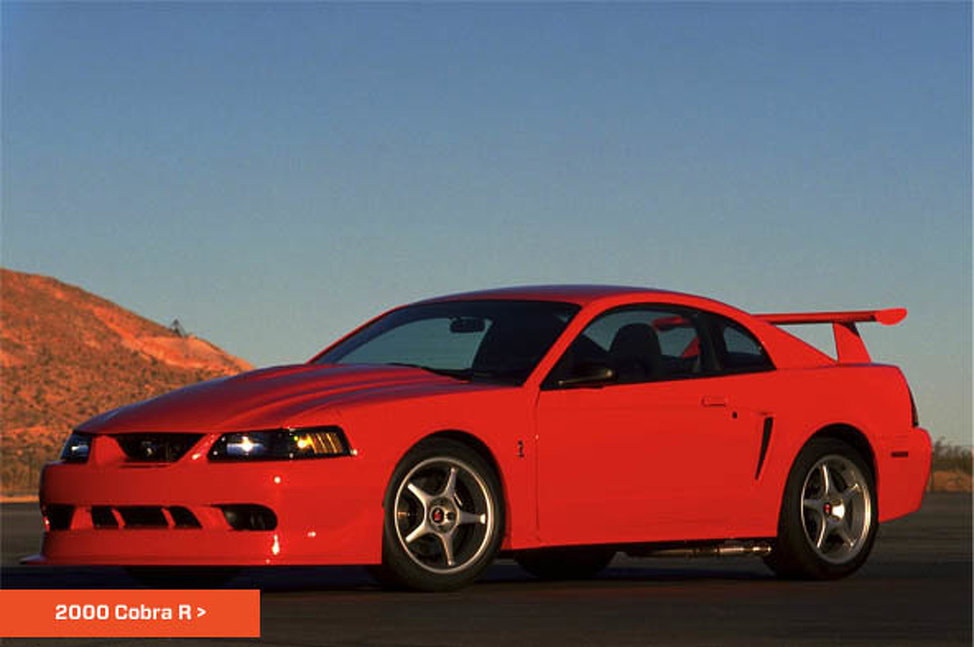 Top 5 Ford Mustangs of All Time