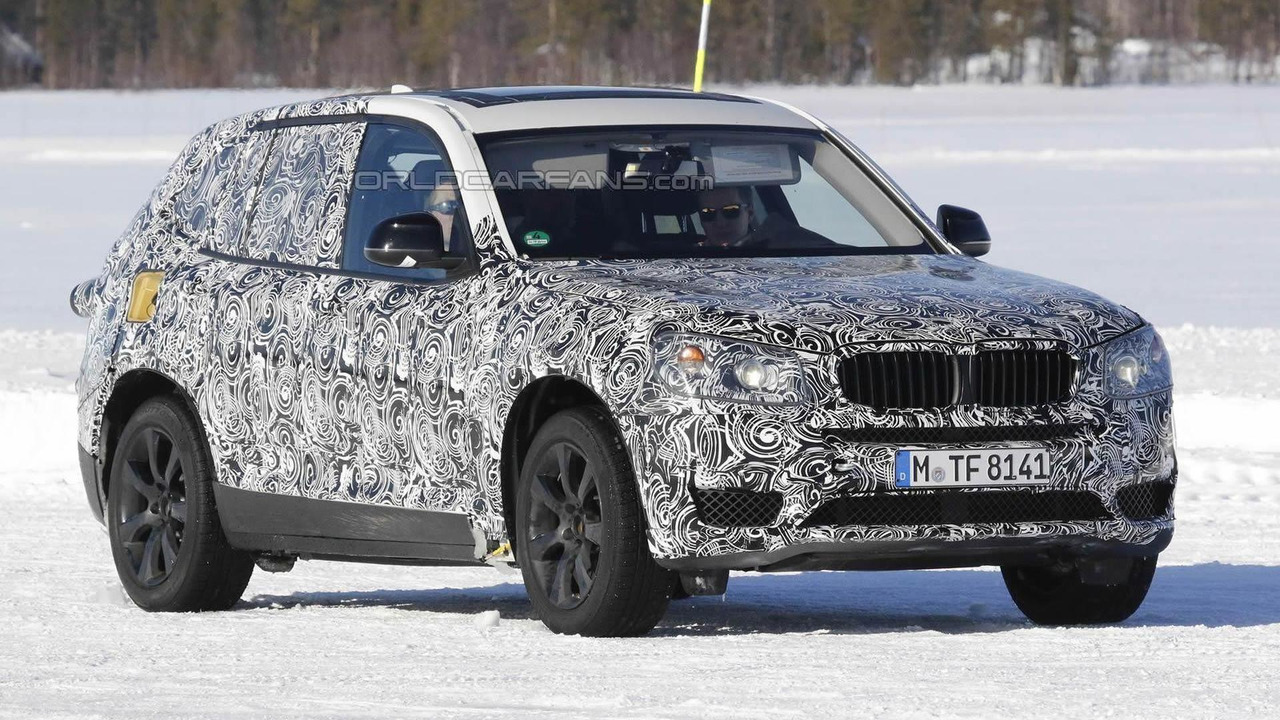 2017 Bmw X3 Rumored To Spawn Fully Fledged X3 M Version With