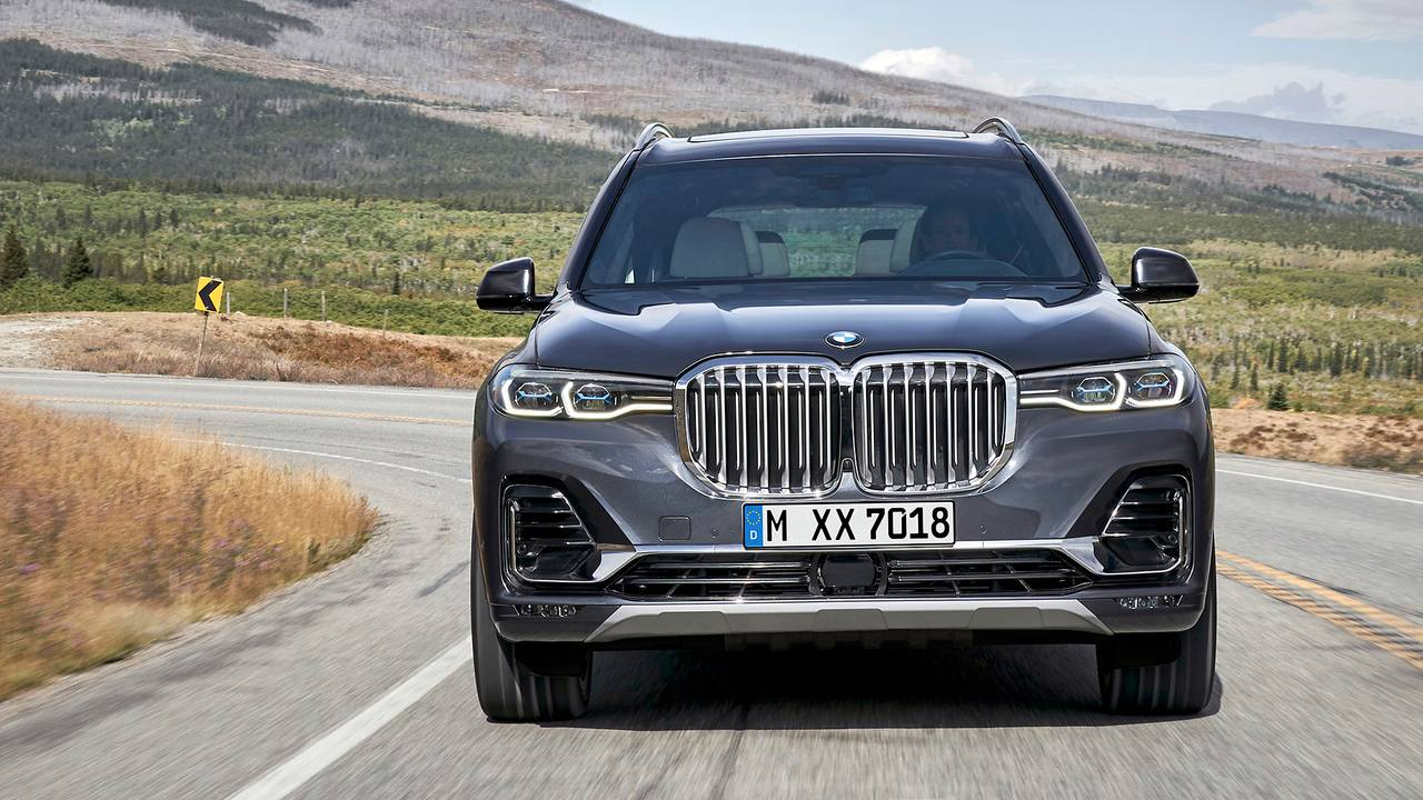 The Most Expensive SUV By Bavarian Carmaker – 2020 BMW X8 >> Most Expensive 2019 Bmw X7 Costs 122 425