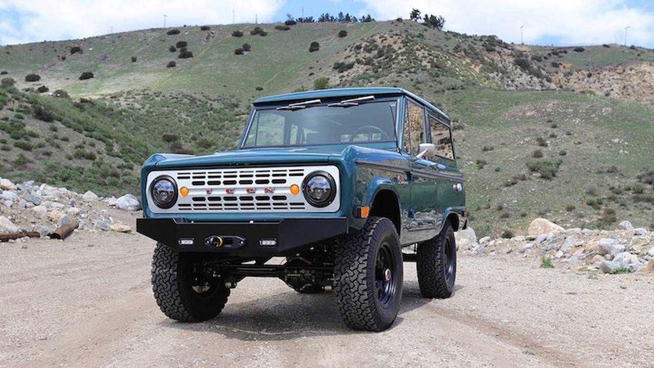 5 - Icon Bronco