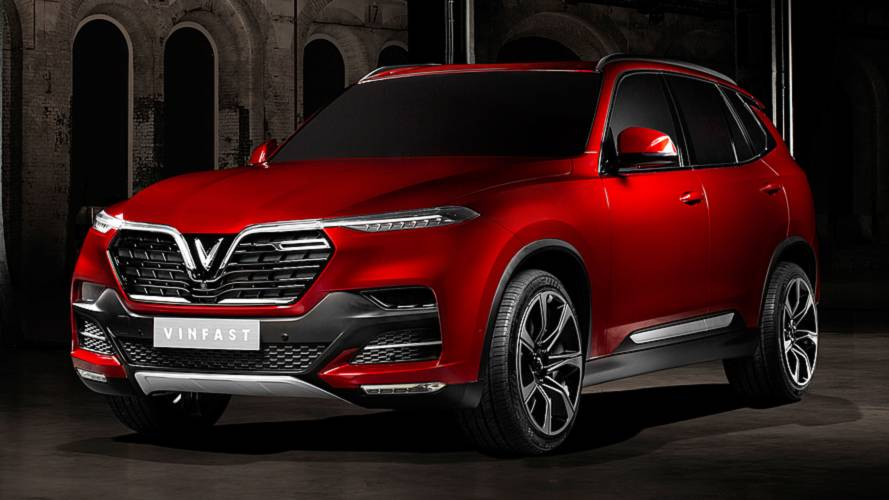 VinFast Sedan e SUV, le nuove asiatiche by Pininfarina
