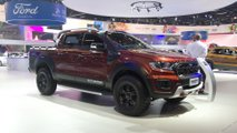 Ford Ranger Storm and Black Edition