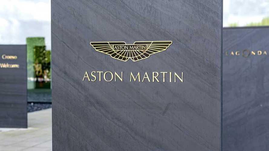 Jövő év végén érkezik az Aston Martin SUV-ja
