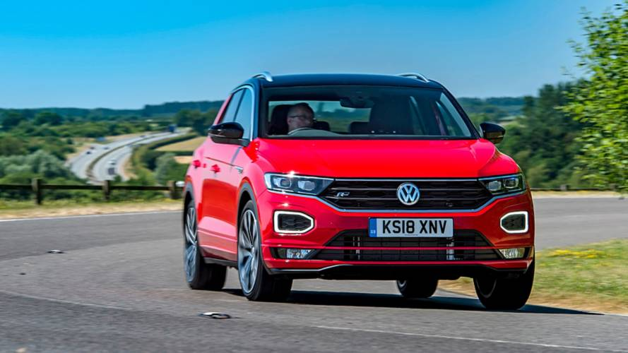 Volkswagen T-Roc SUV new entry-level diesel available to order now
