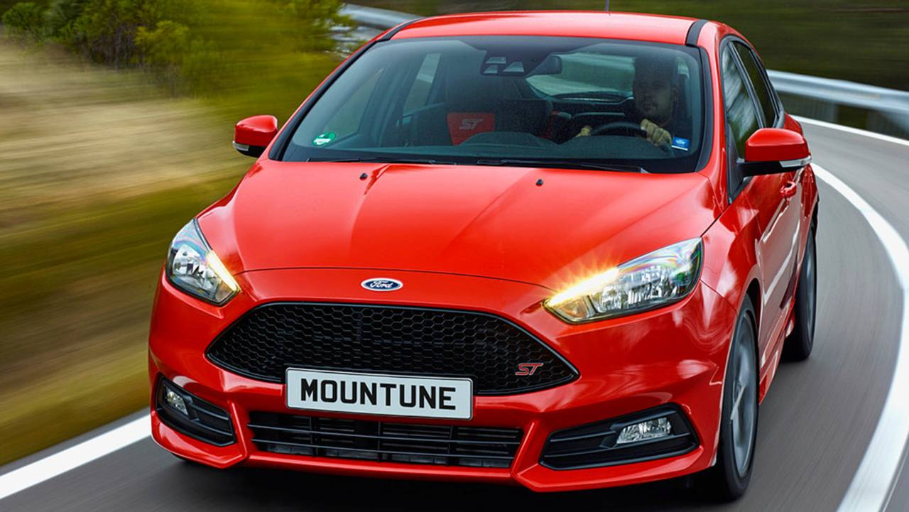 Mountune upgrade kit for Focus ST diesel